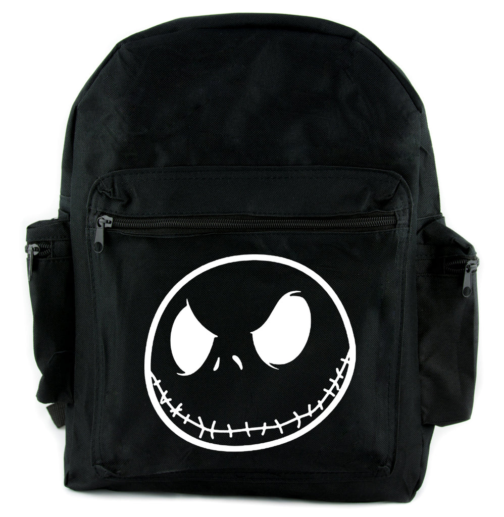 Jack Backpack School Bag Gothic Accessories Nightmare Before ...