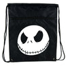 Jack Skellington Cinch Bag Drawstring Backpack Nightmare Before Christmas