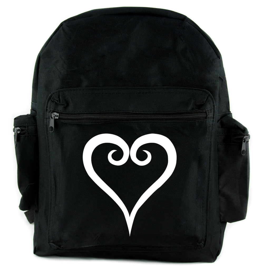 Kingdom Hearts Backpack School Bag Anime Gamer Accessories