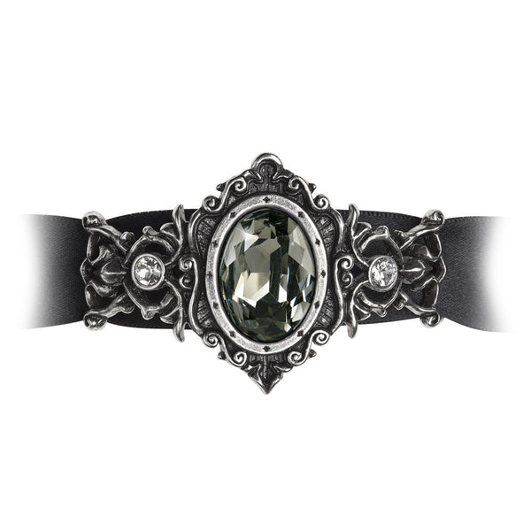 Alchemy Gothic The St. Petersburg Tear Ribbon Bracelet