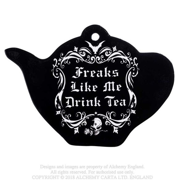 Alchemy Gothic Freaks Like Me Trivet Coaster Kitchen
