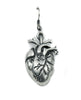 Anatomical Heart Earrings Cosplay
