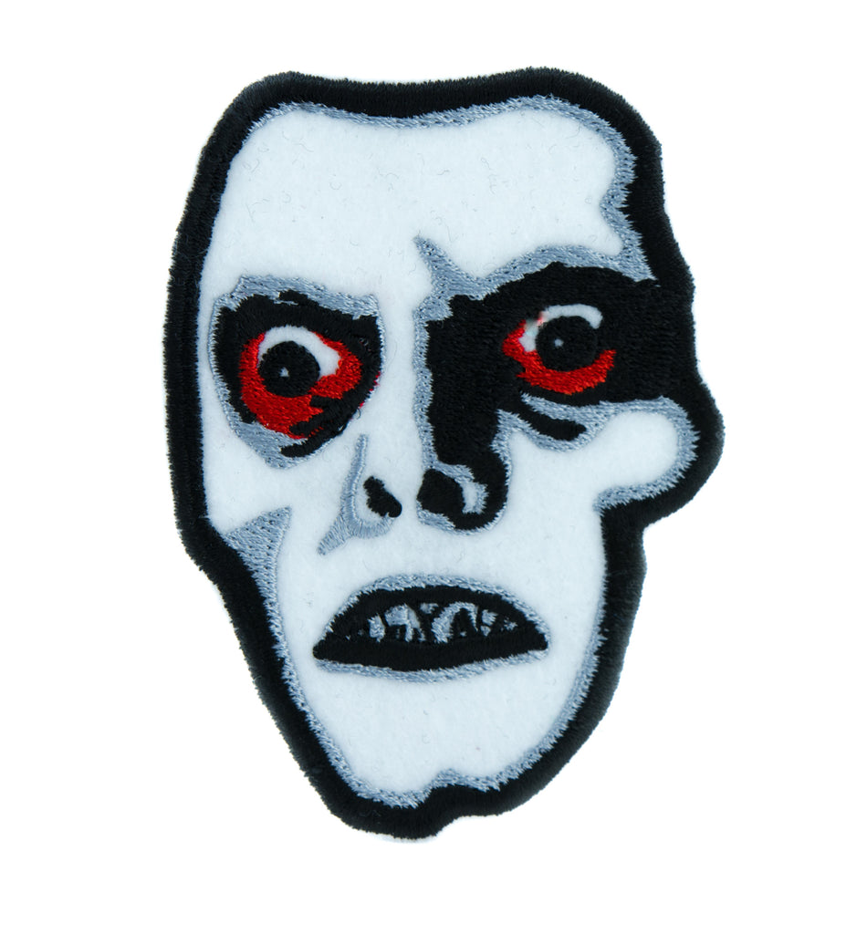 Captain Howdy Pazuzu The Exorcist Patch Iron on Applique Cult Clothing Classic Horror Movie