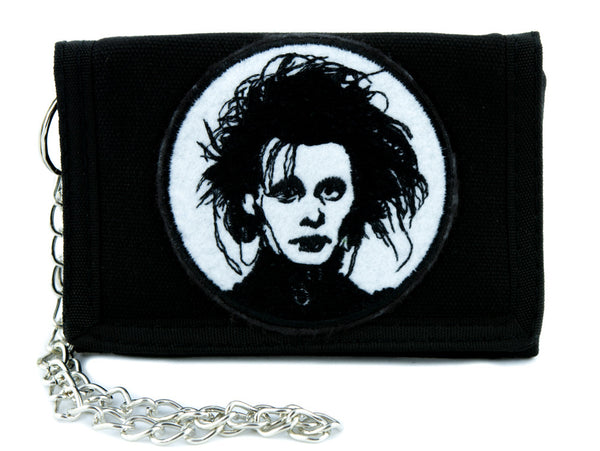 Evil Queen of Snow White Tri-fold Wallet Brothers Grimm Story Time Villain Goth