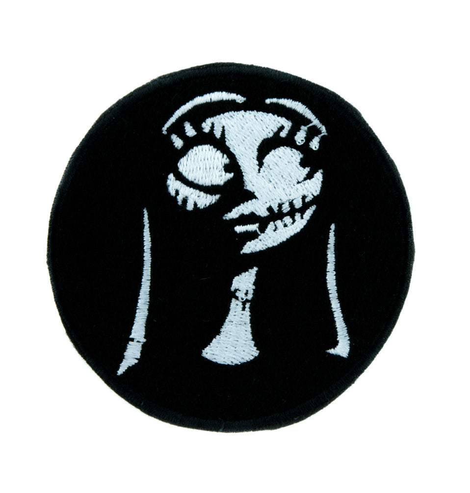 Sally Nightmare Before Christmas Patch Iron on Applique Gothic Clothing Classic Movie Tim Burton
