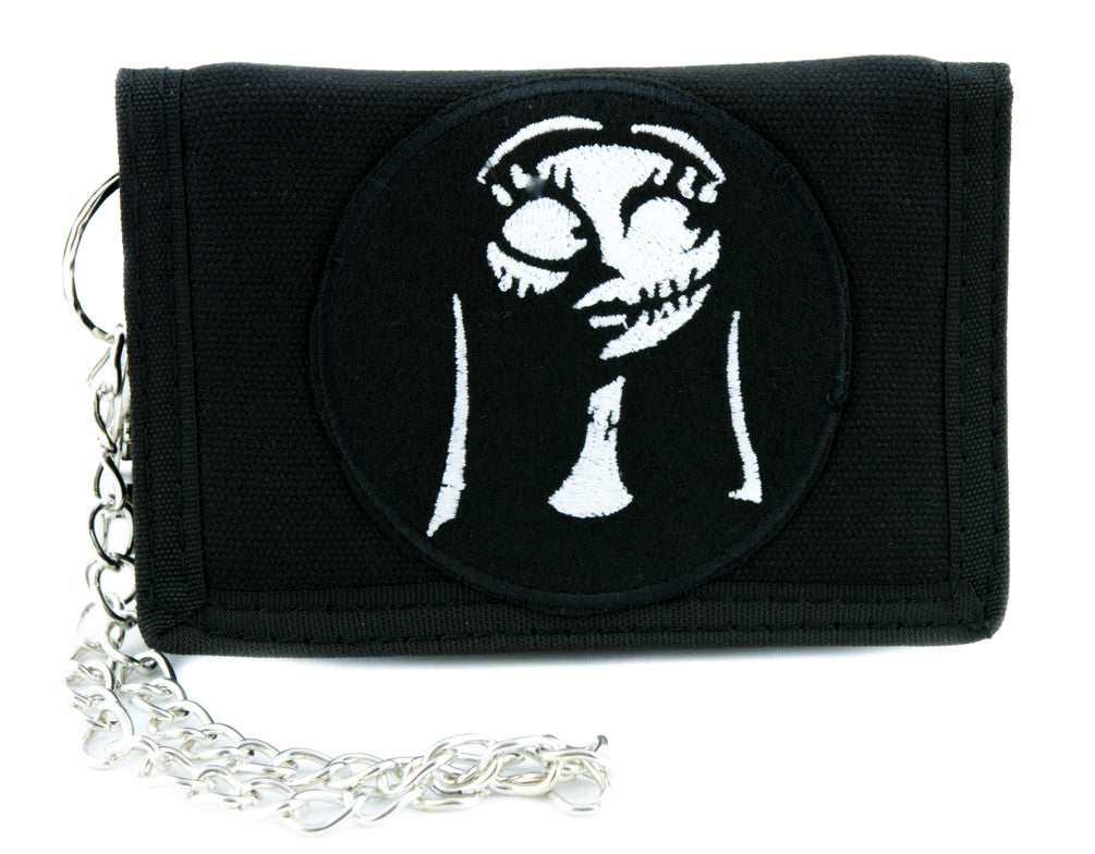 sally nightmare before christmas tri fold wallet alternative clothing gothic halloween