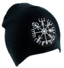 Vegvisir Viking Compass Symbol Beanie Alternative Clothing Knit Cap Norse Mythology