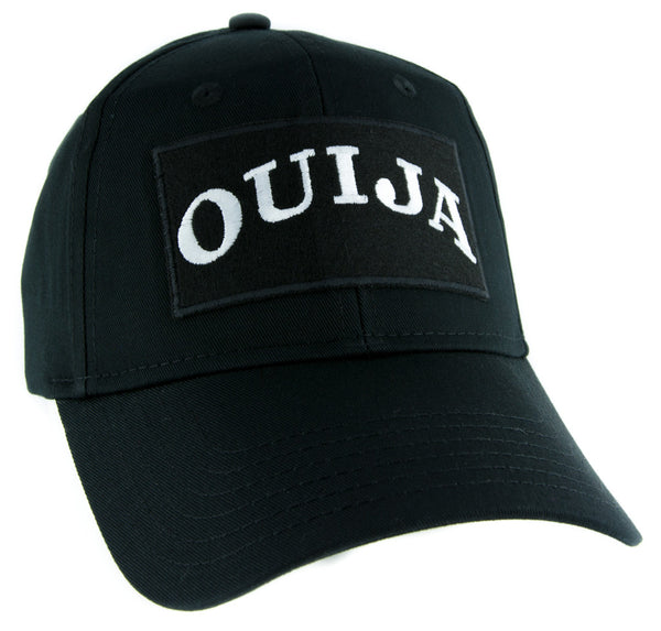 Ouija Spirit Board Hat Baseball Cap Occult Clothing Ghost Witchcraft