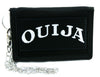 Ouija Spirit Board Communicator Tri-fold Wallet Occult Clothing Wiccan Ghost Whisper