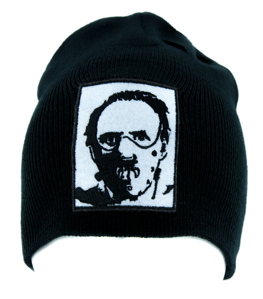 Dr. Hannibal Lecter Beanie Alternative Horror Clothing Knit Cap Silence of the Lambs