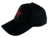 Red Nautical Star Hat Baseball Cap Alternative Clothing Rockabilly Tattoo Symbol