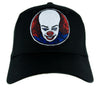 Pennywise Clown Stephen King's It Hat Baseball Cap Alternative Horror Clothing