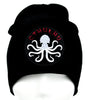 Cthulhu Tentacle Octopus Beanie Alternative Clothing Knit Cap HP Lovecraft