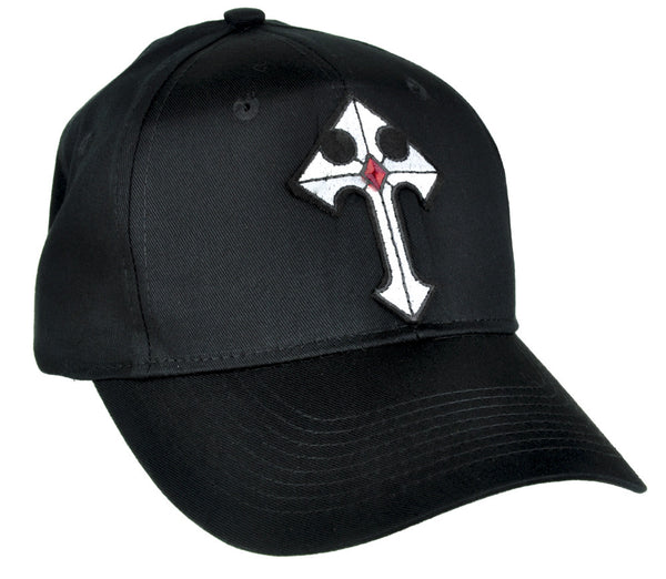 Medieval Holy Cross Hat Baseball Cap Alternative Clothing