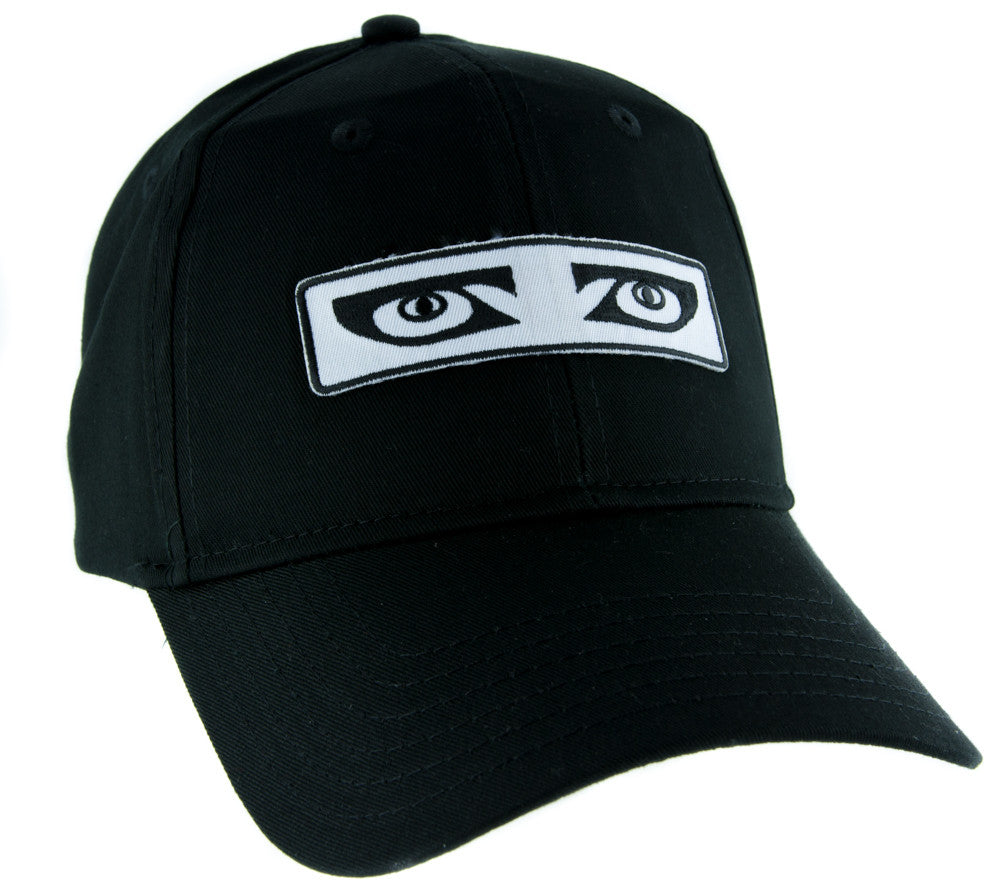 Siouxsie and the Banshees Eyes Hat Baseball Cap Gothic Alternative Clothing Punk Rock