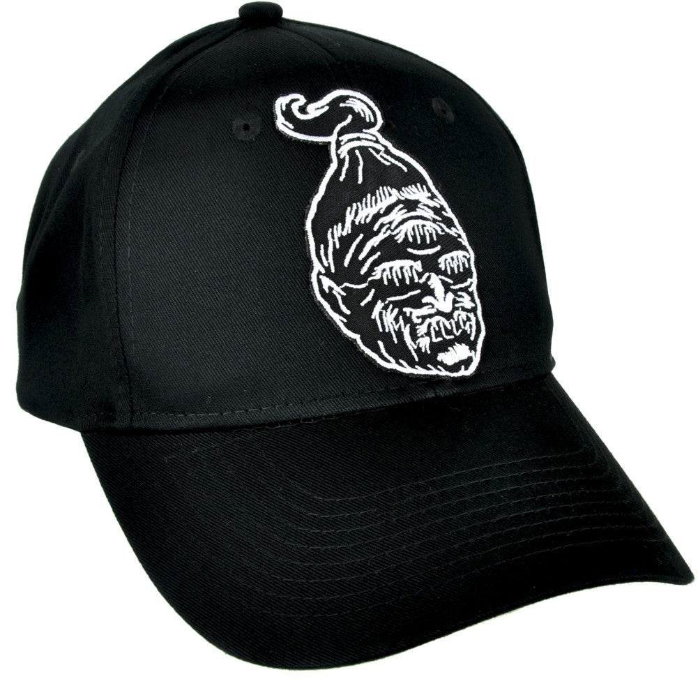 Headhunter Shrunken Head Hat Baseball Cap Alternative Oddities Clothing