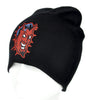 Classic Devil Beanie Knit Cap Alternative Tattoo Clothing