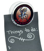 Gruss Vom Krampus Magnet Clip Occult Novelty Gift Fridge Mag