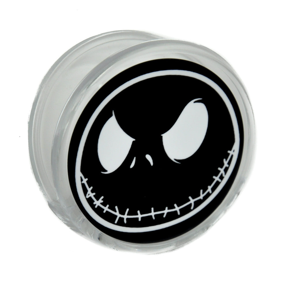 Negative Jack Skellington Magnet Clip NIghtmare Before Christmas Novelty Gift Fridge Mag
