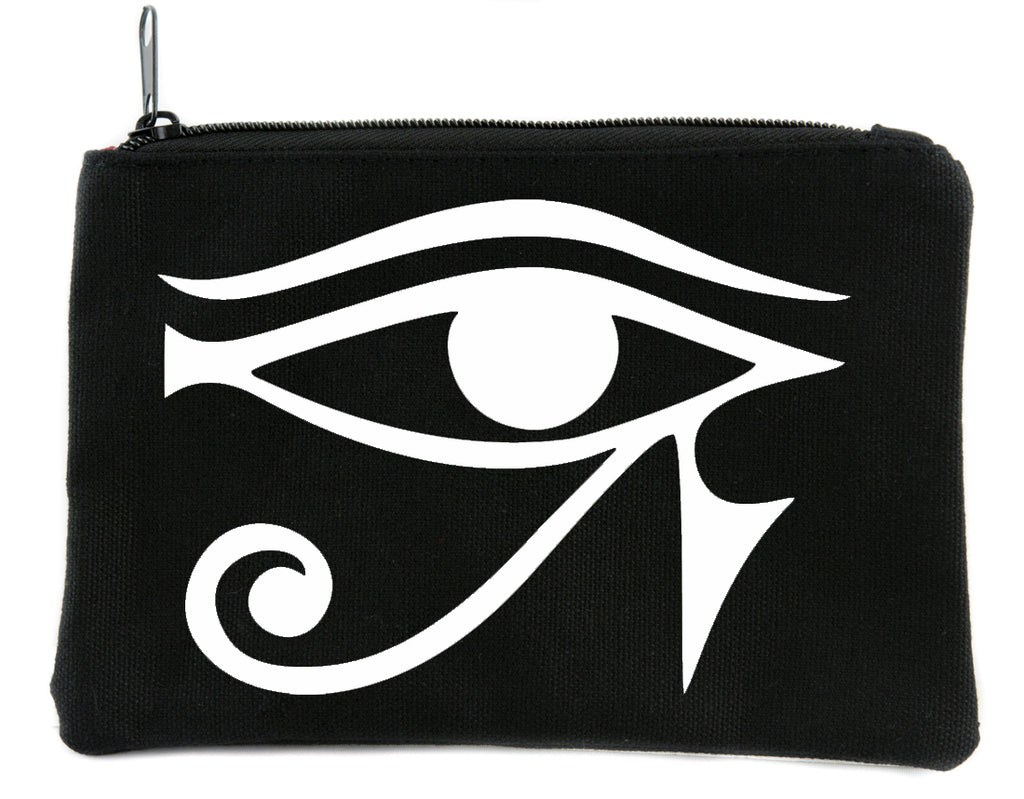 Egyptian God Eye of Ra Horus Cosmetic Makeup Bag Pouch Alternative Accessories