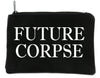Future Corpse Cosmetic Makeup Bag Pouch Alternative Gothic Accessories