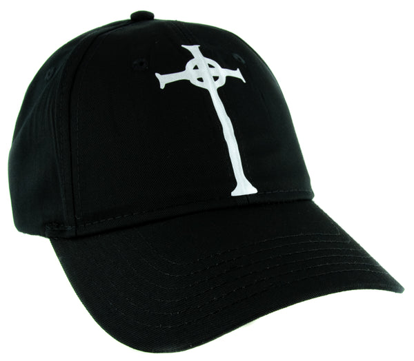 White Vampire Hunter D Cross Tombstone Hat Baseball Cap Anime