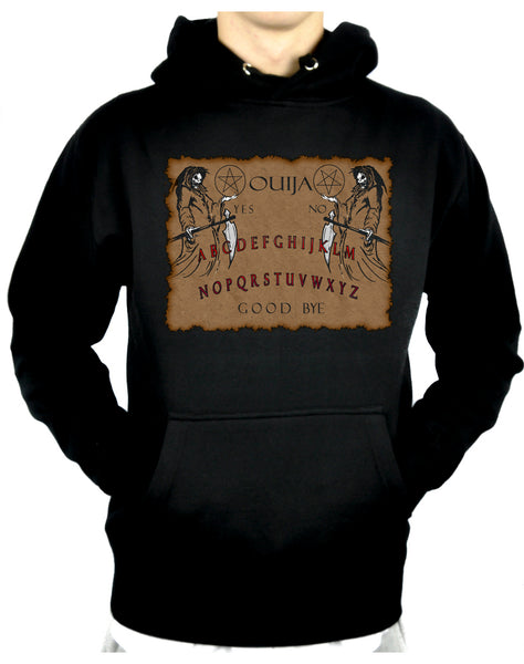 Occult Spirit Guide Ouija Board Pullover Hoodie Sweatshirt