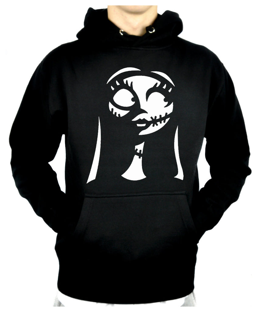 Love for Sally Pullover Hoodie Sweatshirt Nightmare Before Christmas