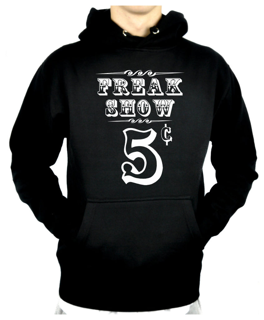 Freak Show Poster Pullover Hoodie Sweatshirt Alternative Clothing