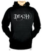Death Being the End Pullover Hoodie Sweatshirt Occult Gothic Clothing Sandman