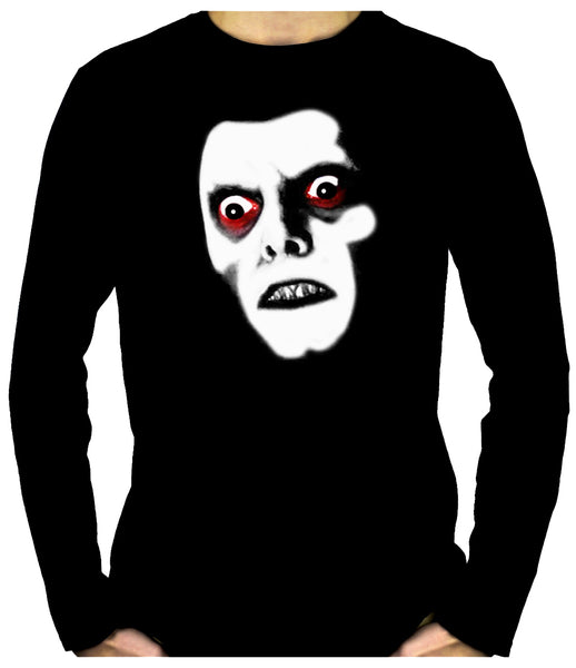Captain Howdy Pazuzu Demon Men's Long Sleeve T-Shirt The Exorcist