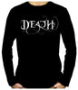 Death Being the End Long Sleeve Shirt Occult Gothic Clothing Sandman