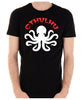 Cthulhu Octopus Men's T-Shirt HP Lovecraft