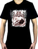 Satanic Baphomet Goat Devil Men's Occult T-shirt