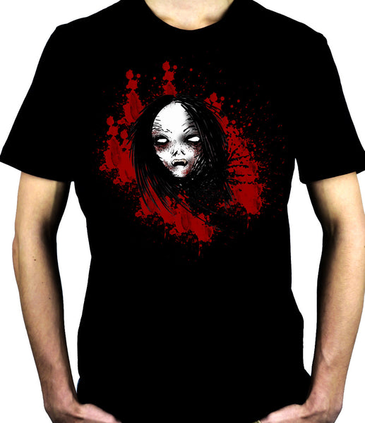 Bloody Vampire Death Bound T-Shirt Gothic Clothing