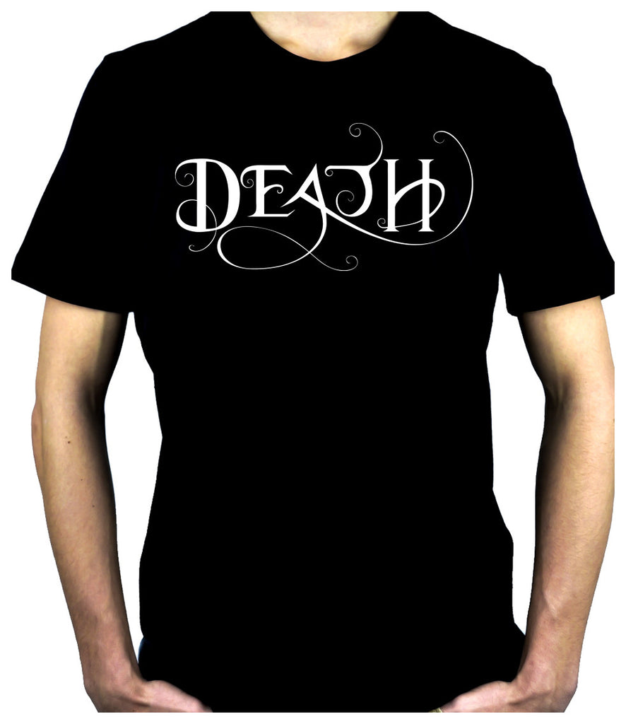 Death Being the End Men's T-Shirt Gothic Occult Clothing Sandman
