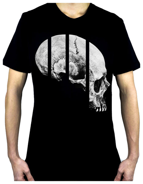 Medical Oddities Human Skull Men's T-Shirt Occult Clothing