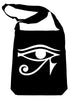 Egyptian Eye of Ra Horus Crossbody Sling Bag Ancient Egypt Sun God