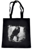 Evil Eye Raven Tote Book Bag Dark Alternative Clothing Handbag Deathrock