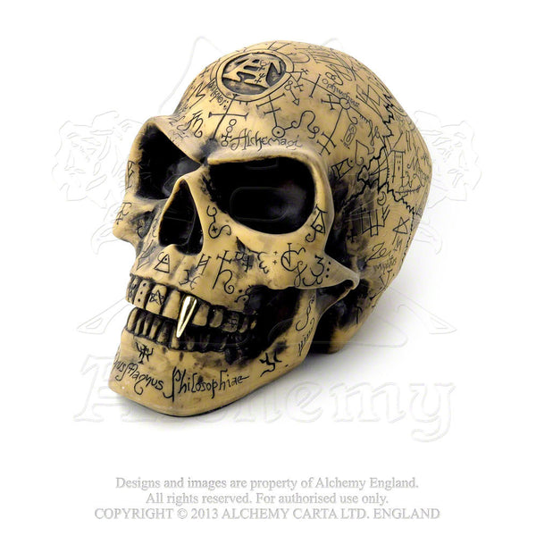Alchemy Gothic The Vault Omega Vampire Occult Skull