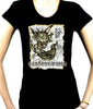 Necronomicon Demon Women's Babydoll Shirt Book of the Dead