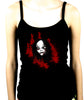 Bloody Vampire Death Bound Women's Spaghetti Strap Shirt