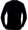 Wear Black Drink Blood Long Sleeve Shirt Gothic Clothing
