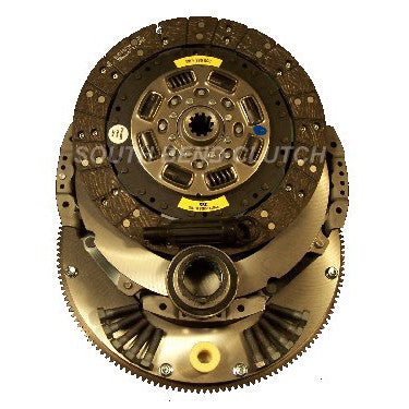1994-1997 Ford 7.3L Powerstroke F250-450 South Bend Dyna Max Clutch (Single Mass Flywheel Kit)(Incl. Flywheel)