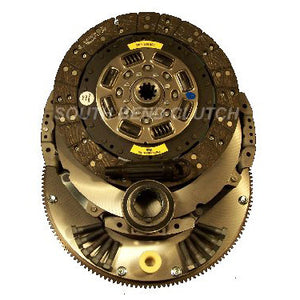 2003-2007 Ford 6.0L Powerstroke F250-550 w/6 speed transmission South Bend Dyna Max Clutch (Single Mass Flywheel Kit) (Incl. Flywheel)