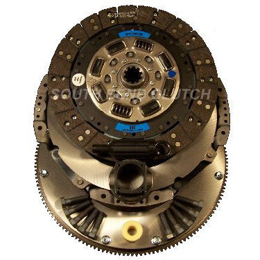 1999-2003 Ford 7.3L Powerstroke F250-450 w/6 speed transmission South Bend Dyna Max Upgrade Clutch (Single Mass Flywheel Kit) MU1944