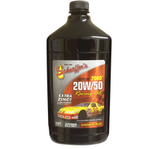 Schaeffer 705 7000 Supreme Synthetic Plus 20W-50 Racing Oil (1-Quart)
