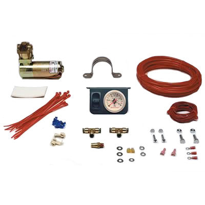 Firestone 2158 Air-Rite Standard Duty Single Air Control System