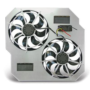Flex-a-lite 264 Direct-Fit Dual Electric Cooling Fans