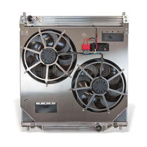 Flex-a-lite 59274 Direct-Fit Radiator w/ Electric Fans